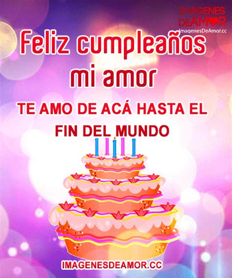 imagenes de amor para cumpleaños 10 im 225 genes de cumplea 241 os amor para felicitar a tu pareja