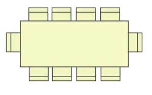 dining room seating chart template decor