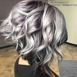 options for greying hair short grey hair pics short hairstyles 2016 2017 most