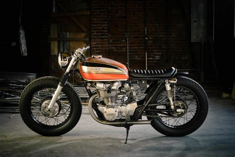 south riders mc cafe racer  antes   depois