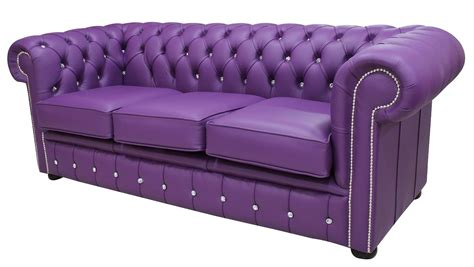 purple chesterfield sofa purple chesterfield crystal sofa designersofas4u