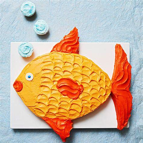 new year fish cake creative birthday cakes for
