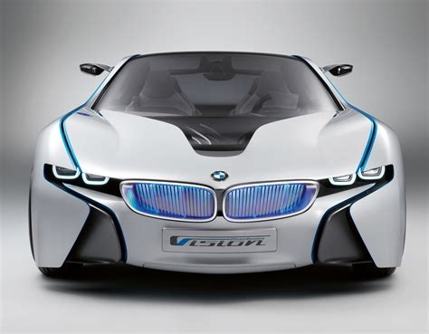 bmw vision efficientdynamics hybrid concept car car tuning