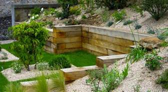 comment utiliser jardin en pente jardinage et