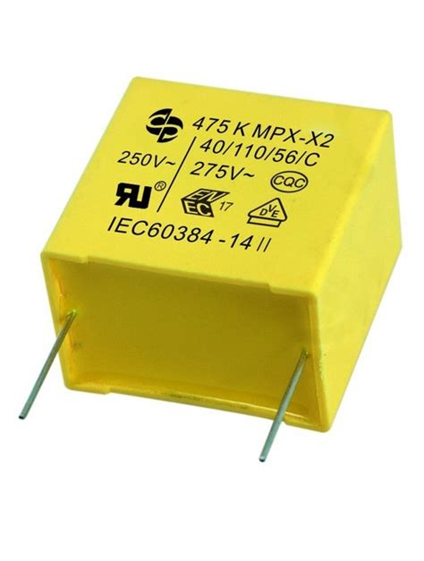 what is a box capacitor box type metalized polypropylene interference capacitor x2 in shenzhen guangdong china
