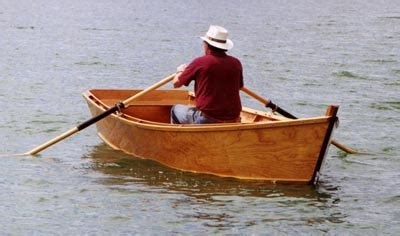 picture of a rowboat life 101 smoothing rough edges