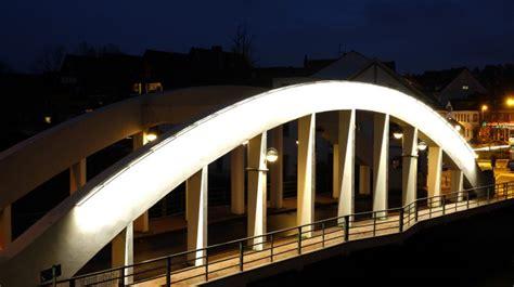 büchner beleuchtung marly br 252 cke erstrahlt in neuem licht