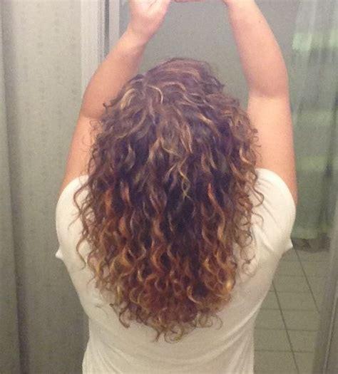 deva curl highlights pintura highlights by my awesome deva curl stylist curl