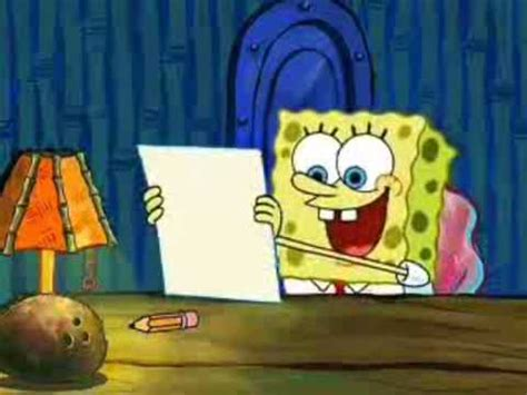 Spongebob Boating Essay by Episodes That Look Different Spongebob Spongebuddy Mania Forums Spongebob Forum