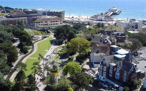 The National Bar And Dining Rooms by Bournemouth Break 4 Star Hermitage Hotel