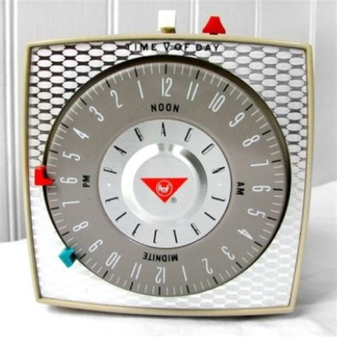 Vintage Kitchen Timer by Vintage Kitchen Timer I This For House