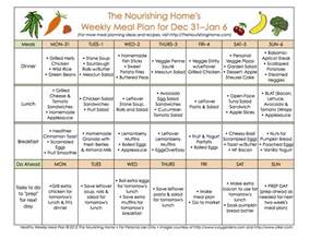healthy home plans lezlie stratton healthy eating plan