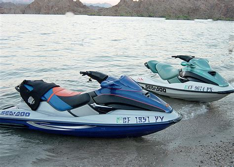 2001 Seadoo Watercraft Gs5519 Gts5521 Gti5523 Gtx5527