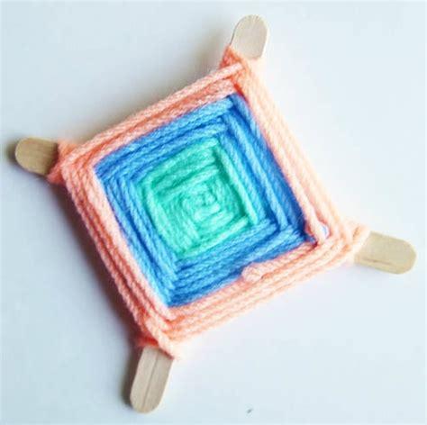 yarn craft for easy yarn crafts for find craft ideas