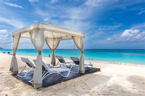 cabana rentals the westin grand cayman seven mile beach resort spa