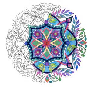 mandala coloring books for adults flora mandalas coloring pages for adults