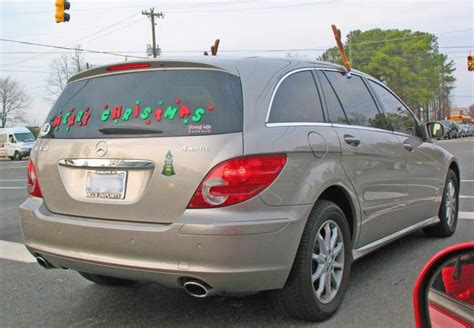holiday decorations for your car mbworld org forums