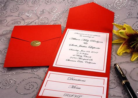 damask wedding invitation kits damask wedding invitations