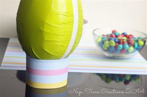 Easter Table Centerpiece Candy Creation Nap Time Creations