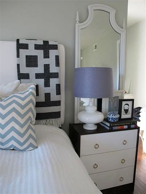 headboard with mirror and lights 1000 images about chevron bedroom on pinterest