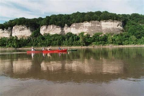 boat rentals in kansas missouri river canoe kayak float trips tours mighty