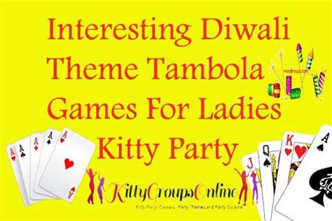 kitty themes for diwali tambola games diwali theme casino tambola for diwali