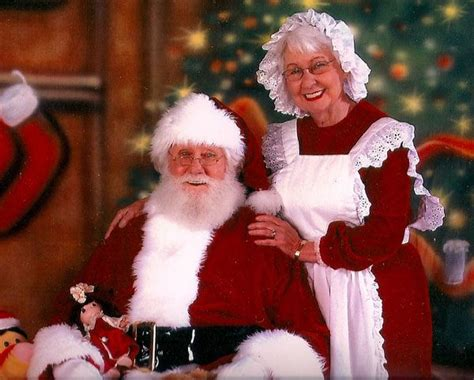 131 best mr and mrs santa claus images on pinterest