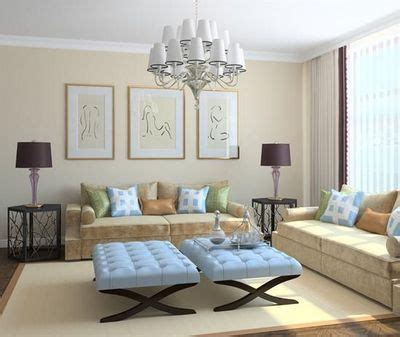 La Verne Vas Bunga Kuning i the two ottomans used as coffee table for the