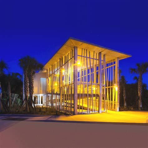 Contemporary Caspersen Beach Pavillion, Florida « Adelto