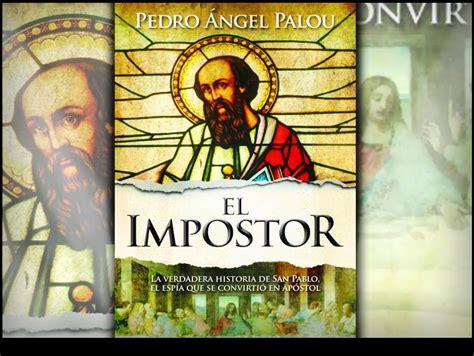 libro el impostor a libro el impostor de pedro 193 ngel palou actitudfem