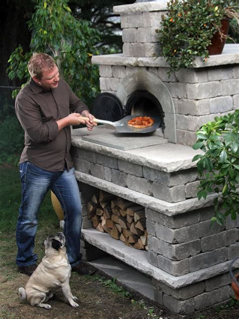 build a brick oven backyard best 25 brick oven outdoor ideas on pinterest