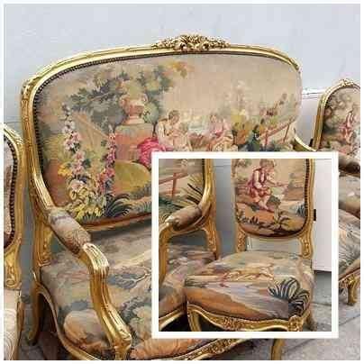 muebles estilo luis xv sala muebles estilo luis xv bogot 225 hogar jardin