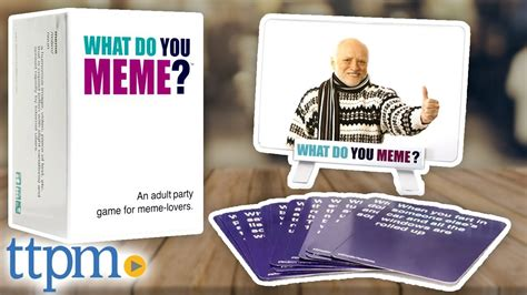 meme adults party card game