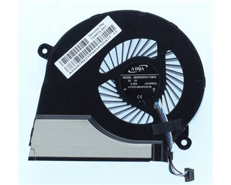 hp laptop fan noise genuine cpu cooling fan for hp pavilion 15 e 17 e series