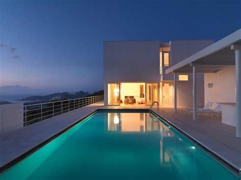 hillside houses  bodrum idesignarch interior design