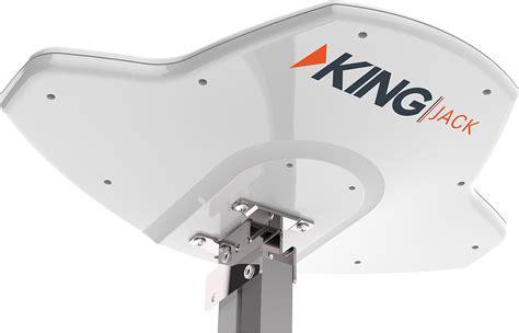 king sl1000 surelock tv antenna signal meter king controls automotive