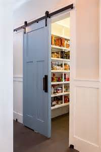 pantry ideas for kitchens 25 trendy kitchens that unleash the of sliding barn doors