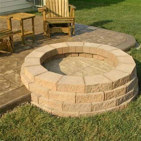 stacked pit 21 best images about ideas for the house on