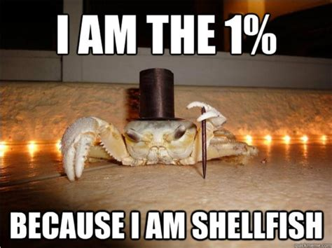 Crab Meme - fancy crab meme capitalism is freedom laugh pinterest