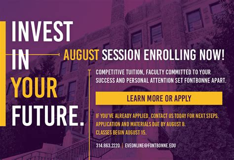 Fontbonne Mba Tuition by Master Of Business Administration Mba