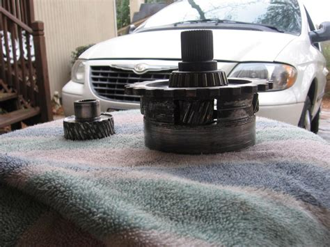 2001 Chrysler Town And Country Problems by 2002 Chrysler Town Country Transmission Failure 15
