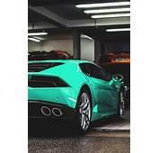 Lamborghini Huracan  Minty Mint So 2014 Pinterest