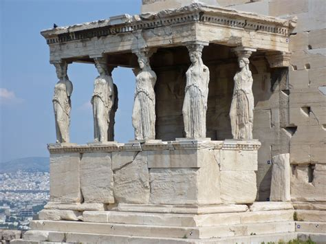 Athens Architecture Ancient Greece History
