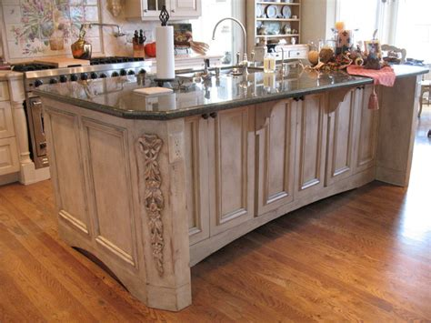 country kitchen island traditional kitchen