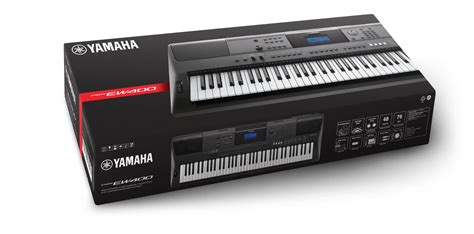 Piotr Stolarski Design » Yamaha PSR E453/EW400