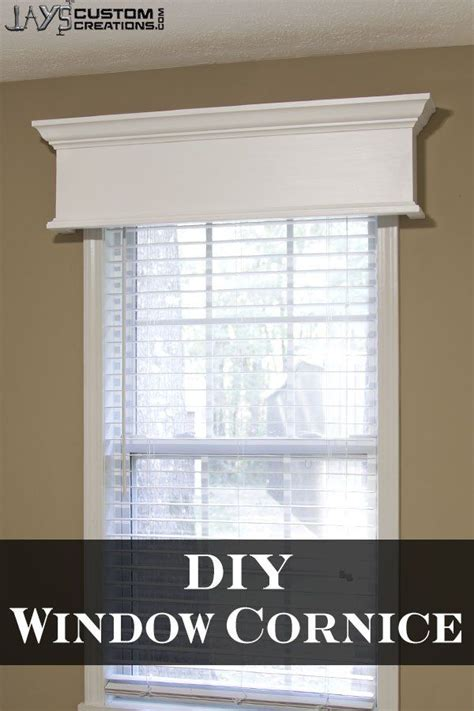 idea cornice best 25 window cornices ideas on window