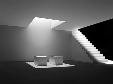 design elements light and shadow shadow spaces miniature architecture crafted from paper