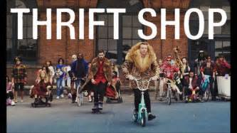 Thrift Shops Macklemore Thrift Shop
