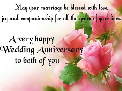 Wedding Wishes For And In by 51 Happy Marriage Anniversary Whatsapp Images Wishes