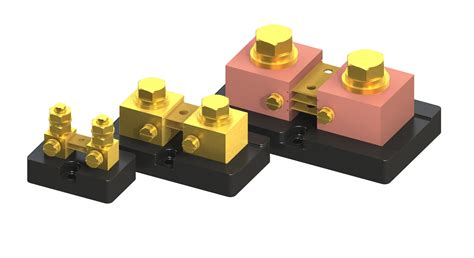 shunt resistors in busbar surface mount resistors many sizes codes